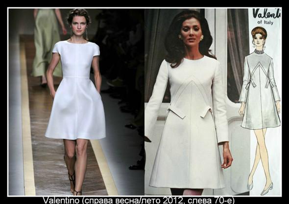 Модные традиции или где черпают свое вдохновение дизайнеры?. Изображение № 10.