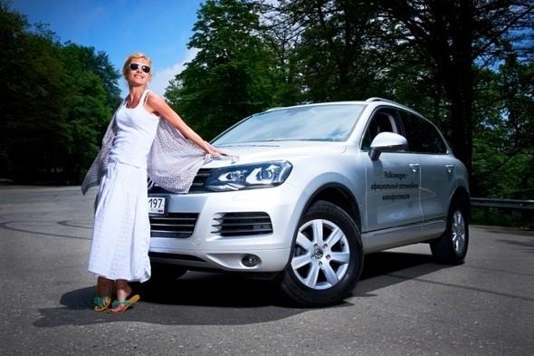 Изображение 2. Марка Volkswagen стала официальным автомобильным спонсором XXII-го Открытого кинофестиваля Кинотавр.. Изображение № 2.