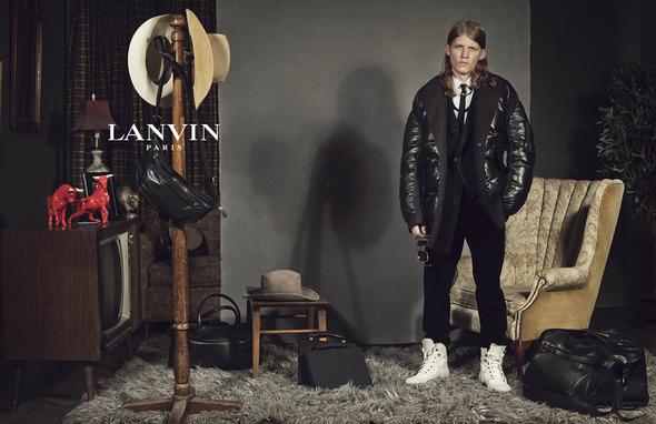 Кампании: Elie Saab, Just Cavalli, Lanvin и другие. Изображение № 33.