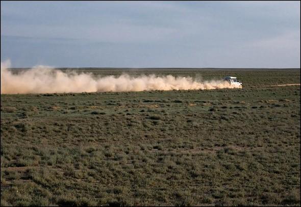 Западный Казахстан. Полуостров Мангышлак. Изображение № 2.