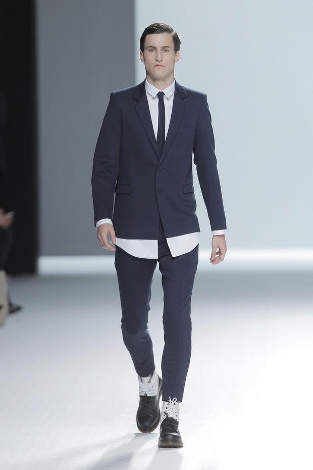 Madrid Fashion Week SS 2013: DAVIDELFIN. Изображение № 21.