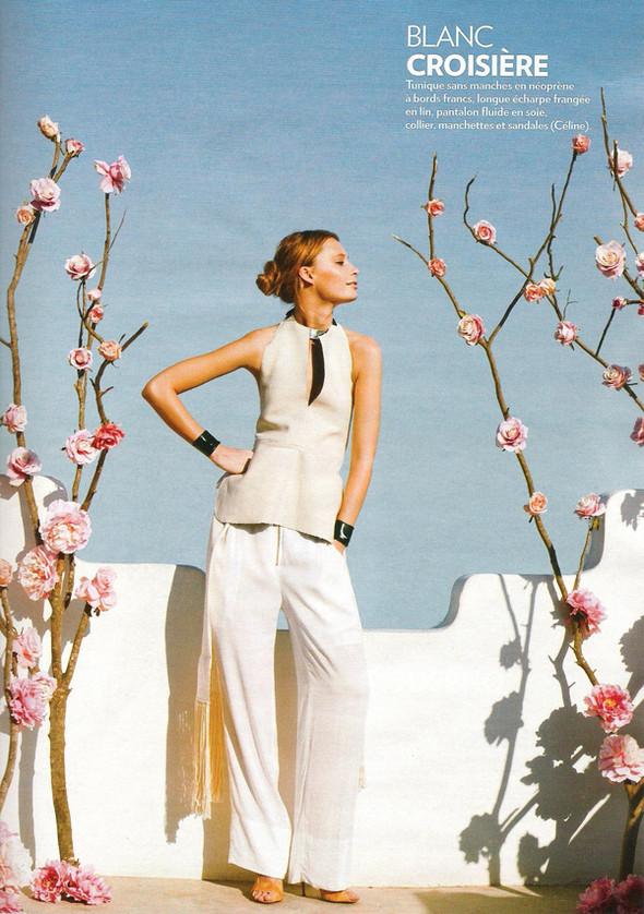 Изображение 102. Съемки: Harper's Bazaar, Industrie, Vogue и другие.. Изображение № 21.