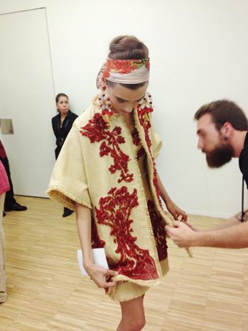 Бэкстейдж Dolce&Gabbana. Изображение № 15.