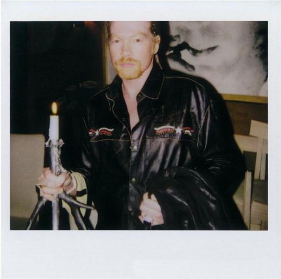 Сelebrities and Jeremy Kost with Polaroid. Изображение № 15.
