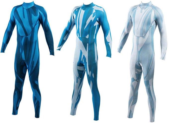Дизайнеры разработали гидрокостюм, отпугивающий акул . Изображение № 4.