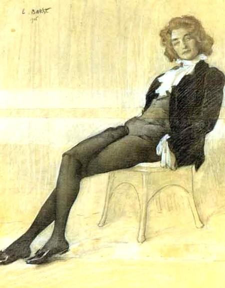 Женщина – денди. Метафизика пола. Изображение № 4.