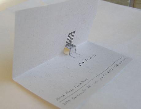 По визитке встречают. Изображение №5.