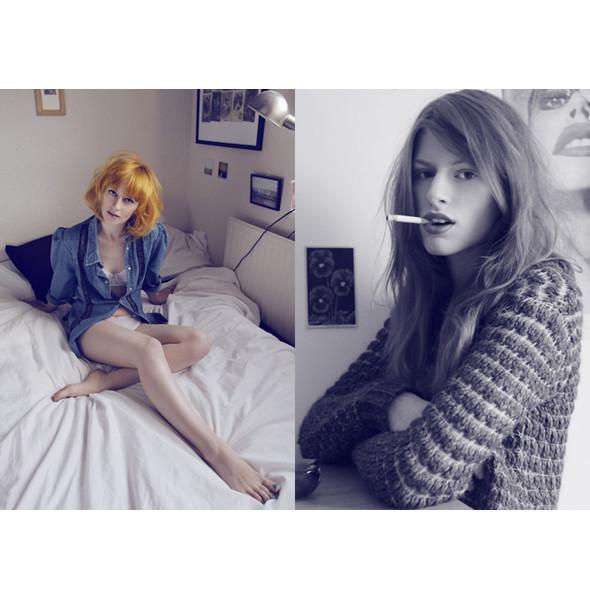 5 новых съемок: Contributor, Exit, Viva!Moda, Vogue, Wu. Изображение № 6.