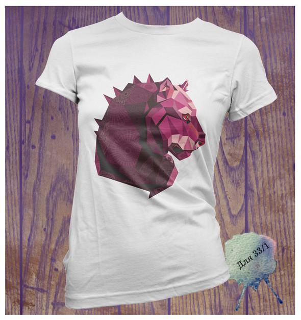Изображение 3. Принтовые футболки.. Изображение № 3.