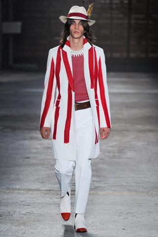 Изображение 2. Мужская неделя моды в Милане: мнения.. Изображение № 3.