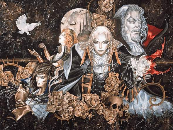 Castlevania:Symphony of the Night. Изображение № 9.
