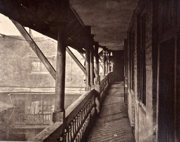 Призраки старого Лондона. Изображение № 3.