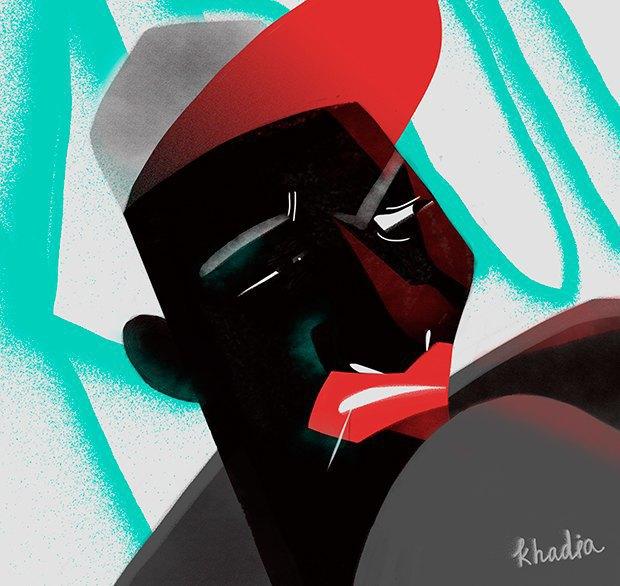 Иллюстраторы рисуют анонимных художников. Изображение № 20.