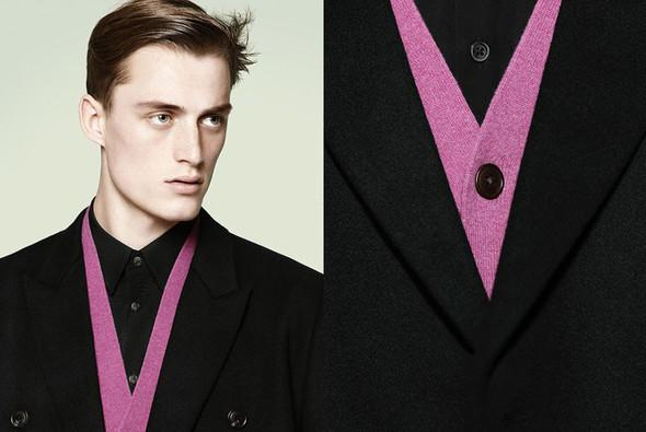 Лукбук: мужская коллекция Жиль Зандер для Uniqlo FW 2011. Изображение № 7.