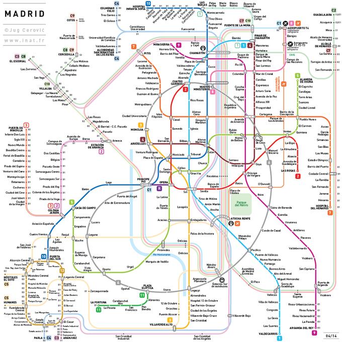 Дизайнер показал стандарт для схем метро на примере Москвы и ещё 11 городов. Изображение № 11.