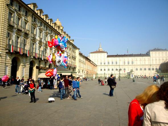 Piazza Vittorio Veneto. Изображение № 26.