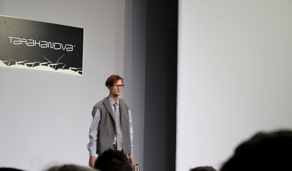 Изображение 4. 2ой день Volvo Fashion Week.. Изображение № 3.