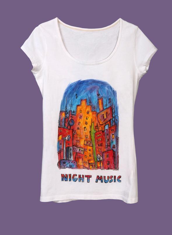 Новый взгляд на футболки: NIKSMADE. Изображение № 10.