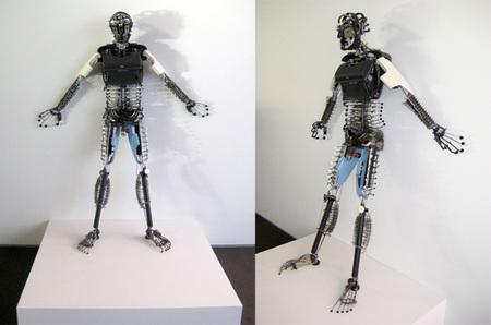 Джереми Майер- скульптуры изпишущих машинок. Изображение № 5.