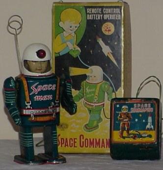 Ретро роботы. Изображение № 11.