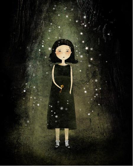 Темная тоска посветлым воспониманиям детства. Изображение № 8.