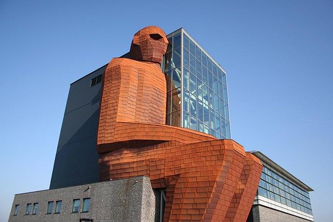 10 высокотехнологичных музеев мира. Изображение №1.