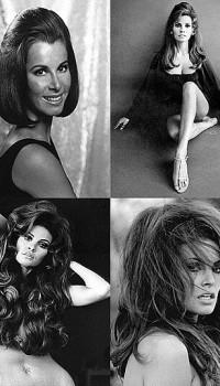 Модные прически 60-90-х годов. Изображение № 20.