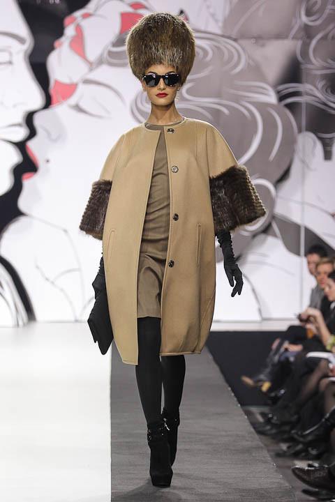 """Коллекция """"La Femme Magnifique"""" Модного Дома Игоря Гуляева. Изображение № 24."""
