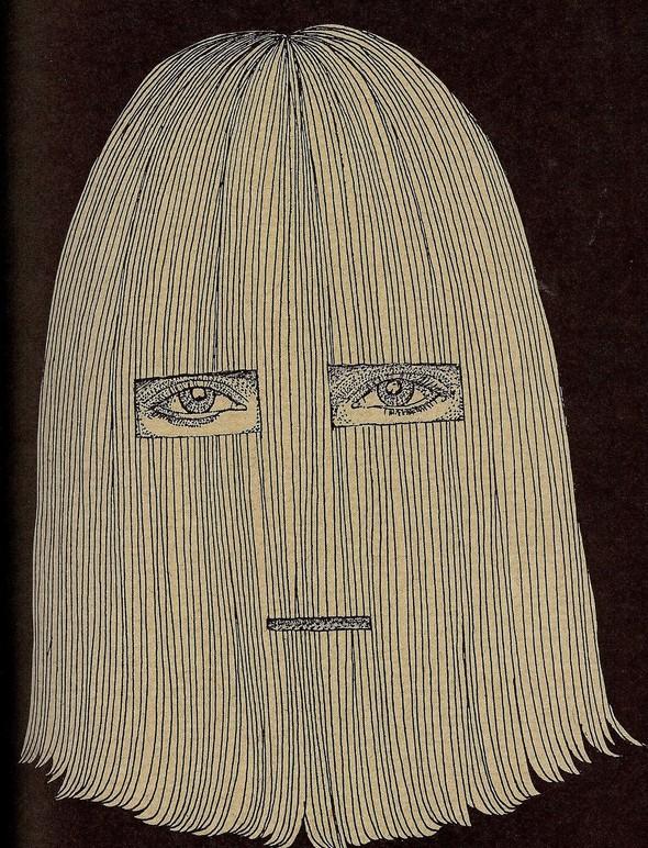 """""""Уезжая в Лондон, я влюбилась в работы одного иллюстратора - Хироши Танабе, могла часами рассматривать его книгу, и никак не могла понять, как у него так изображения повторяются на бумаге, картинка была явно не photoshop. В Текстильном шелкографии не было, поэтому на этот вопрос я нашла ответ только прилетев в Лондон"""". . Изображение № 2."""