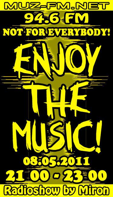 Enjoy THE MUSIC1Radioshow by Miron(Guest - Neek Romanteek)08052011. Изображение № 1.
