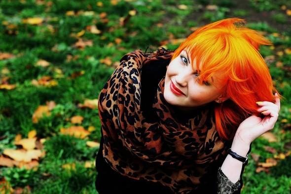 Green_Friendly! Цветное Яркое и Сочное Настроение ваших волос!. Изображение № 7.
