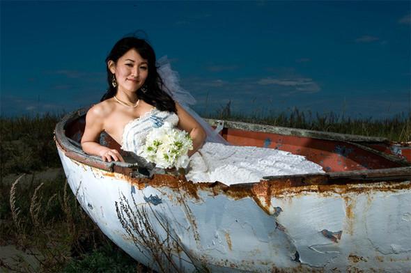 Trash the Dress: смерть свадебному платью!. Изображение № 2.