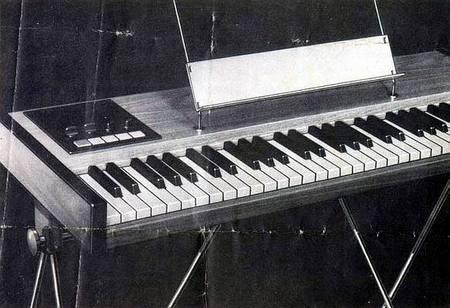 Старые советские синтезаторы. Изображение № 4.