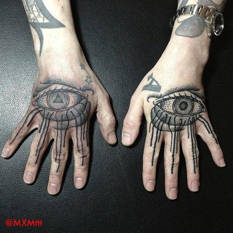 10 любимых татуировщиков Дмитрия Зеленцова. Изображение № 8.
