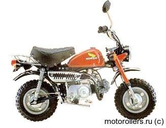 Honda Monkey Живая легенда. Изображение № 7.
