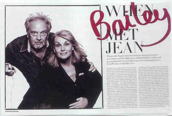 Oh,Goddess.Jean Shrimpton. Изображение № 32.