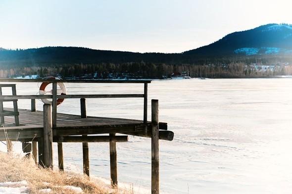Озеро Сильян в районе города Мура. Изображение № 63.