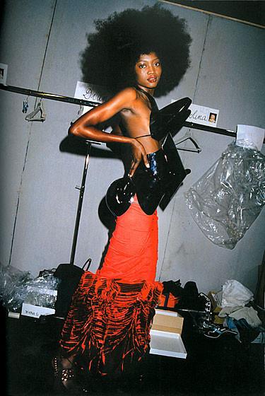 Роксанна Лоуит: за кулисами Dior. Изображение № 8.