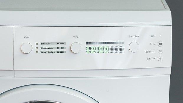 «Умная» стиральная машина сама покупает порошок  . Изображение № 3.