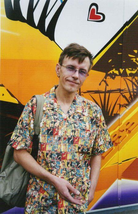 Олег Тарасов. Изображение № 6.