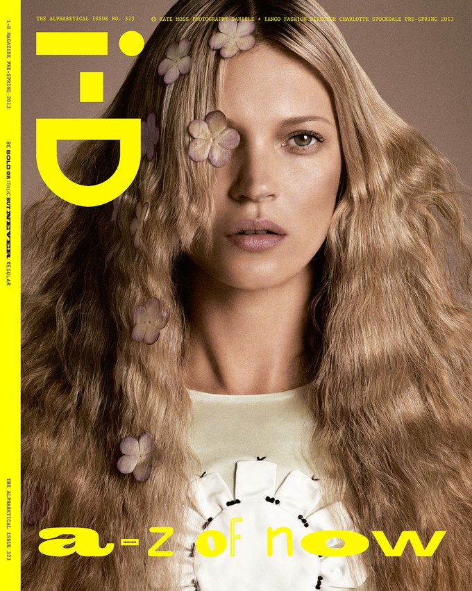 Вышли новые обложки i-D, Love и Numero. Изображение № 4.