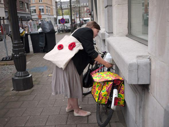 Изображение 36. Великолепная шестерка: модный Антверпен.. Изображение № 95.