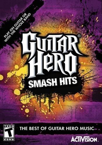 Список песен новой Guitar Hero Smash Hits. Изображение № 1.