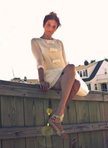 Лукбук: Bass Loves Rachel Antonoff Spring 2012. Изображение № 5.