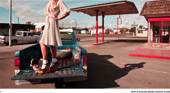 Лукбуки: Celine, Jeffrey Campbell и Nutsa Modebadze. Изображение № 16.
