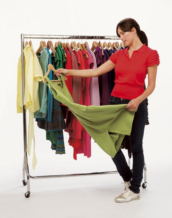 Как выбрать цвет одежды (советы профессионала). Изображение № 1.