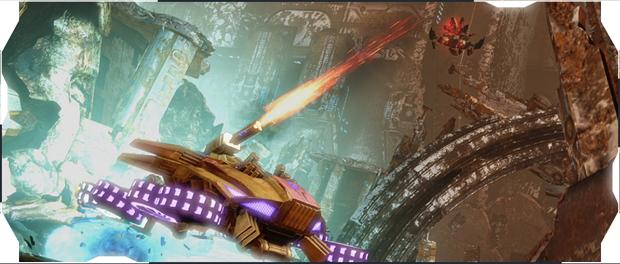Объявлена дата выхода новой игры о трансформерах. Изображение № 3.