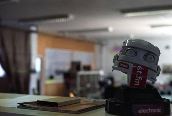 Офис Last. fm, Лондон. Изображение № 11.
