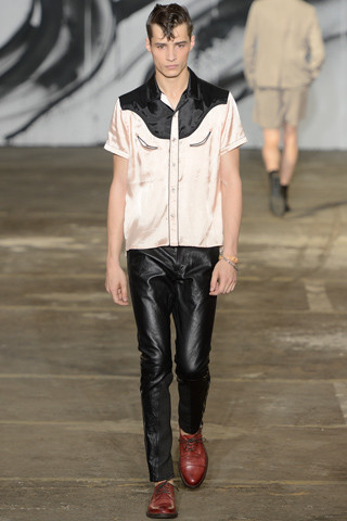 Неделя мужской моды в Париже: День 4. Изображение № 42.