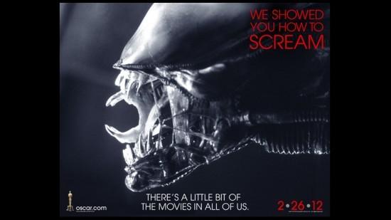 Ностальгическая реклама «Оскара-2012». Изображение № 1.